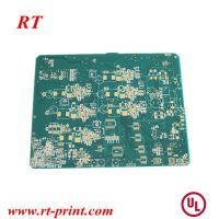 2 layer printed circuit board manufacturer for electronic machine