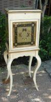 antique furniture, cabinet