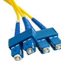 SC FIBER OPTIC PATCH CORD