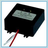 The battery extender battery tester for 12V batteries connected in series