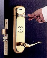 Hotel card key system