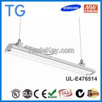 Hot sale linear high bay 100w 120w 160w 200w linear highbay lighting