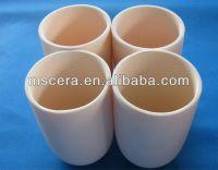 Industrial High Temperature Resistance Alumina Crucible
