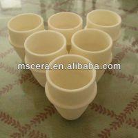 95% 99.7% High Quality Alumina Crucible