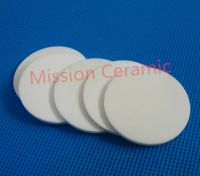 High Quality Alumina 1800C Refractory Ceramic Disc