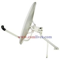 satellite dish  satellite
