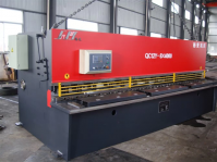 QC11Y 12X4000 Hydraulic Guillotine Shearing Machine