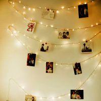 L100 CE Plug Rice String Light Beauty Decorative Festival Party Lamp