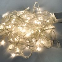 100 LED String Blinker Light Cable Festival Party Home Decoration