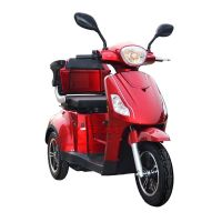 3 Wheel Electric Tricycle for Handicapped