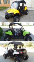 new 4x2 2 seat cheap china 300cc side by side utv