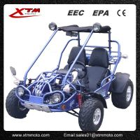 race 4 stroke gasoline 9hp all terrian reverse transmission go kart
