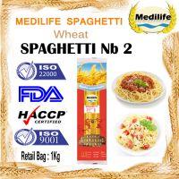 100% Durum Wheat spaghetti