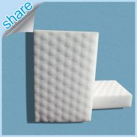 Factory Directly Sell No Chemicals Bath Brushes Melamine Foam Sheets
