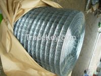 Wholesale price 2X2 hot dipped galvanized welded wire mesh