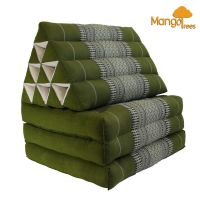Thai Triangle Pillows one fold two fold and three fold