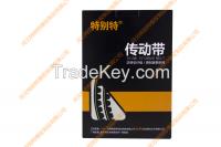 Belt tightening wheel