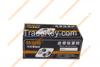 Engine spare parts belt tensioners