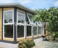 Aluminum Alloy Heavy Sliding Door/Balcony Sliding Door