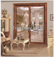 Most Popular Latest Price Sliding Aluminium Alloy Window