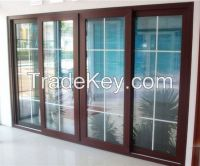 Aluminium windows and doors with high quality