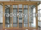 Aluminium Curved Sliding Windows and Doors