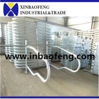 hot dip galvanized cow free stall