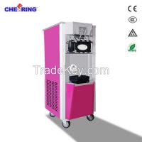 Spraying Iron and Stainless Steel Ice Cream Machine