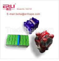 best selling carry handle adhesive tape chinese manufacturer prelamina