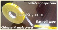carry handle flat roll tape mopp film PP Label easy handle excellent a