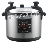 Multi-function Electric Pressure Cooker 17Quart Commercial use