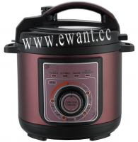 Multifuntion electric pressure cooker 2.5Quart  Mini  Mechanical style