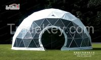 Dome Tent, �Half Sphere, Carpa, Domo Geodesico, Cupula, Esf�©rica.