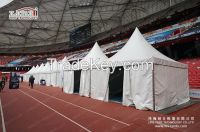 Small Pagoda Garden Tent for Outdoor Exhibition