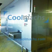 IQF Spiral Freezer for fish seafood and prepared food