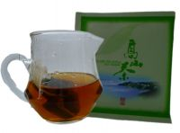 High mountain tea bag