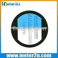 China bee brewing meter honey refractometer RHB-90ATC