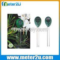 New 3 in 1 soil ph moisture meter for plants HDSP-02