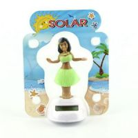 Solar Powered Dancing Hula