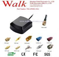 GPS Car Antenna, gps antenna, active gps antenna, waterproof high gain gps antenna, magnetic or adhesive mount, SMA, SMB, FME, FAKRA connector