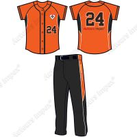 Custom Made Baseball and Softball Uniforms