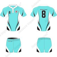 Custom Made Rugby Uniforms
