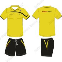 Custom Made Referee and Goalkeeper Uniforms