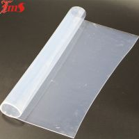 Wholesale Cheap High Temperature Clear Thin Transparent Silicone Rubber Sheet