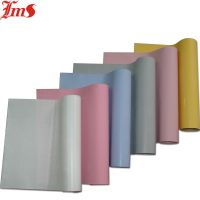 Adhesive Backed Heat Resistant High Temperature Silicone Rubber Sheet