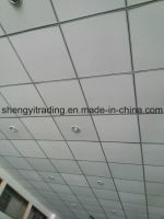 Acoustic Ceiling Tile -- Mineral Fiber Ceiling/Mineral Fiber Board