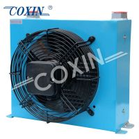 AH1012T-CA* Hydraulic Air Cooled Oil Cooler