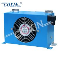 AW0608 Fan Type Oil Cooler for Hydraulic System
