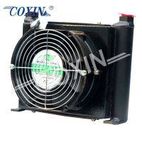 AF0510-CA* Air cooled Oil Cooler