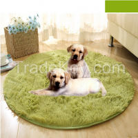 Fluffy pet mat